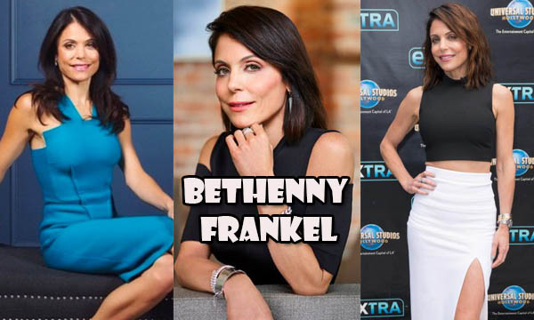 Bethenny Frankel Bio, Age, Height, Career, Personal Life, Net Worth & More