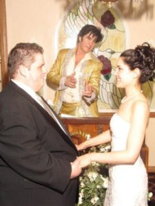 Lahna Turner getting married to her then-husband Ralphie May