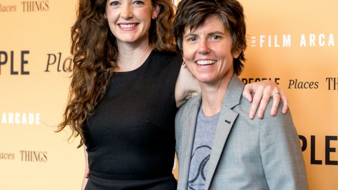 Stephanie Allynne and Tig Notaro