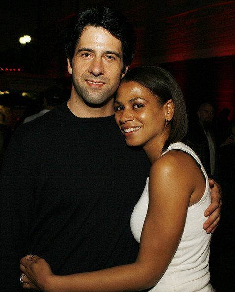 Troy Garity and Simone Bent