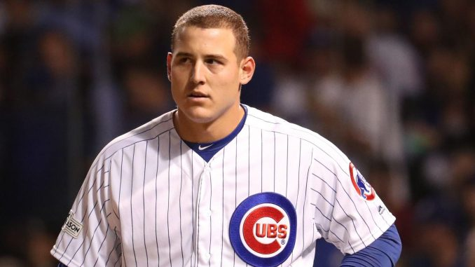 Anthony Rizzo Wife, Salary, Engaged, High School, Son, Net Worth, Wedding