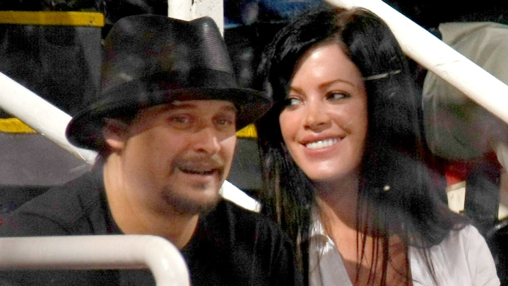 Audrey Berry and Kid Rock
