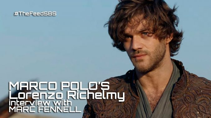 Who is Lorenzo Richelmy? Bio: Son, Weight, Parents, Salary, Single, Married