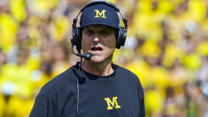 Jim Harbaugh Salary, Wife, Child, Children, Son, Net Worth, Brother, Kids, Family