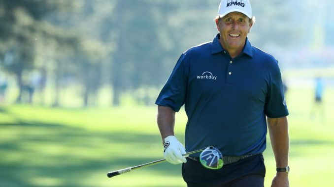 Who's Phil Mickelson? Bio: Net Worth, Wife, Daughter, Family, Child, Kids
