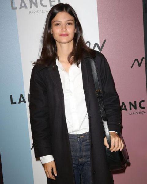 Lucie Boujenah is single