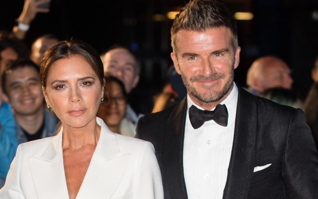 Victoria Beckham Married