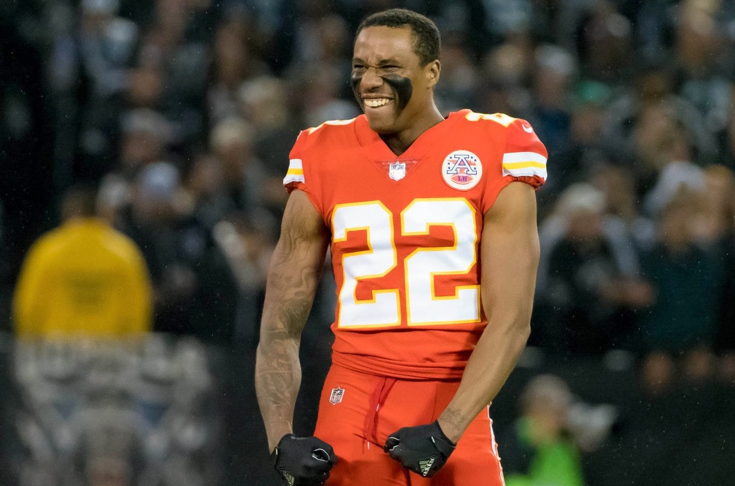 Marcus Peters Stats