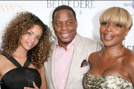 Kendu Isaacs cheated on Mary J Blige with Starshell