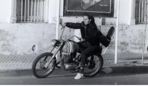 Horacio Pagani later bought his own Jaguar E-type