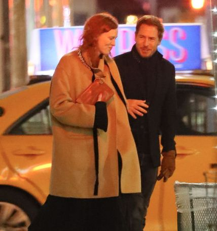 Will Kopelman has moved on from his previous relationship and started dating Karen Elson.