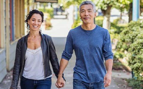 Hiro Kanagawa is a husband of Tasha Faye Evans.