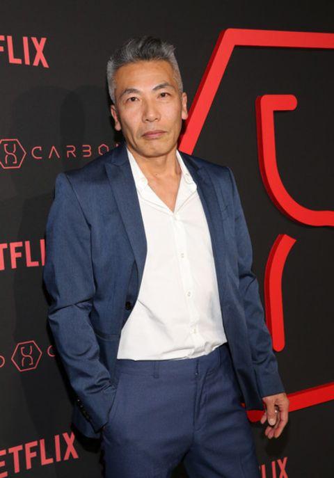 Hiro Kanagawa is a successful actor.