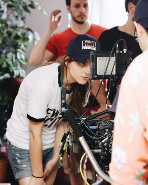 Quinn Shephard made her debute ass a director with the film Blame.