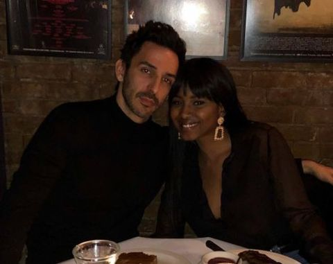 Amir Arison is happily in a relationship with his girlfriend, Ornella Suad.