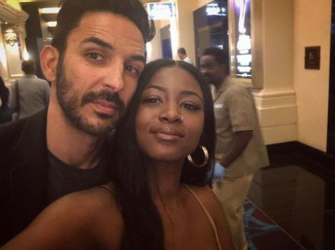 Amir Arison is happily living with his soulmate, Ornella Suad.