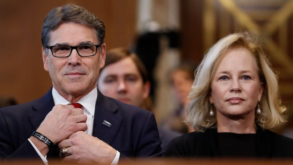 Rick Perry WIfe
