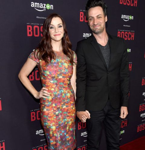 Annie Wersching is living a happy married life.