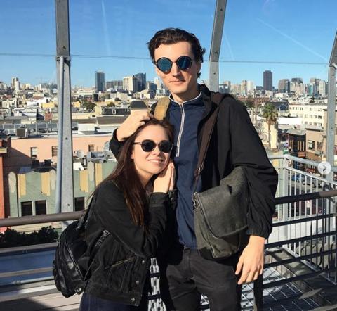 Grace Rolek is dating Saedrik