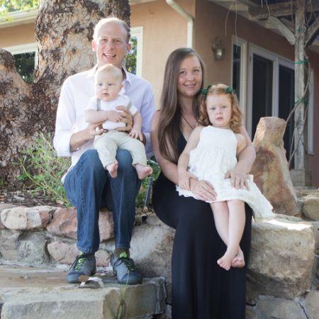 Rebecca Harrell Tickell and Josh Tickell has benn married since 2010.
