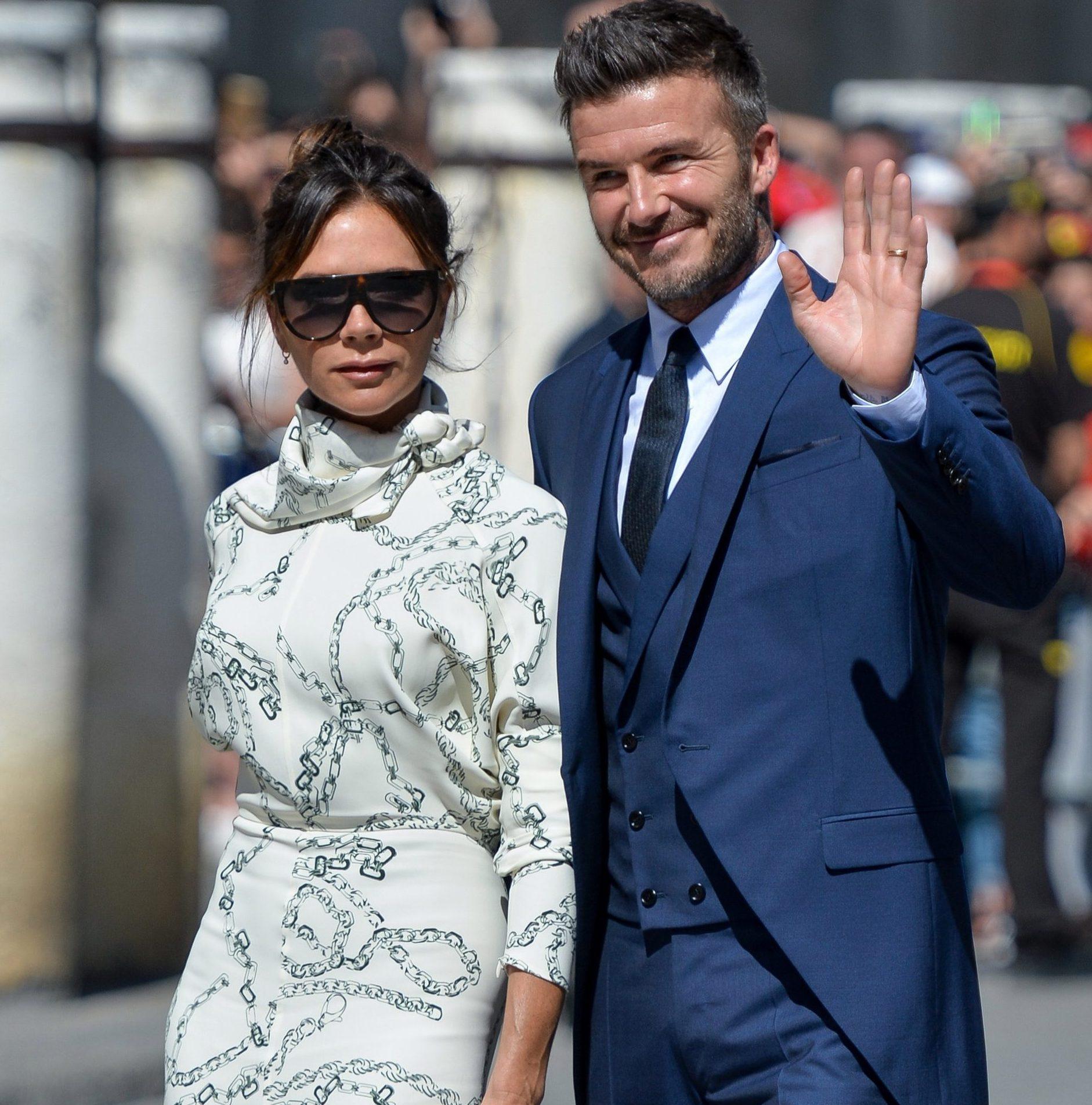 Victoria Beckham Husband