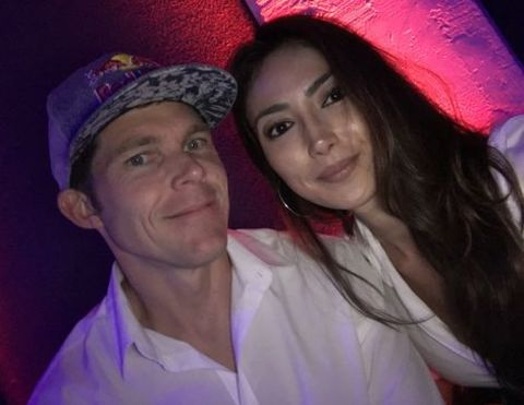 Chasty Ballesteros is currently dating her soul mate, Curtis Keene.