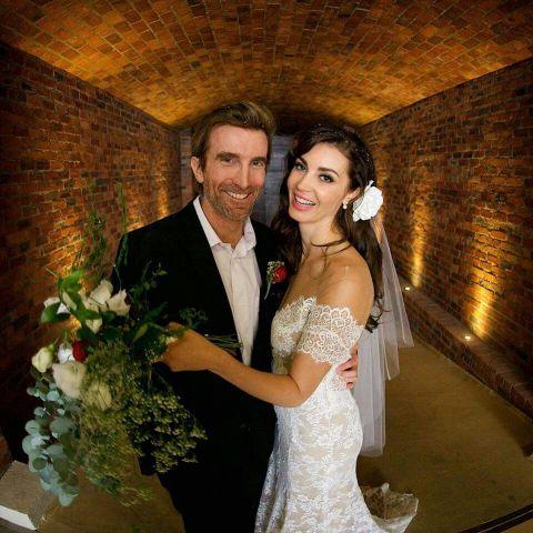 Sharlto Copley is a husband of Tanit Phoenix.