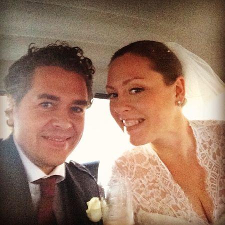 Lorne Balfe is married to Nina Balfe since January, 2014.