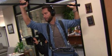 chris diamantopoulos in the show The Office