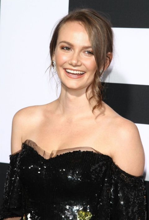 Andi Matichak is an actress.
