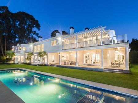Michael Strahan has an estimated net worth of $65 million.
