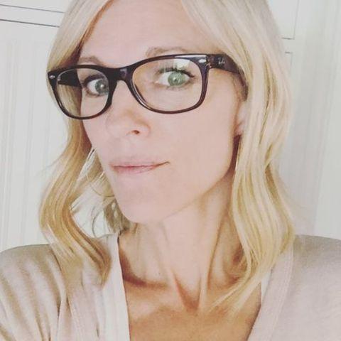 Adam Rosenblatt's ex-wife,  Tricia O'Kelley's selfie.