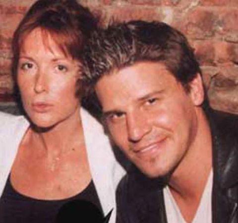 Ingrid Quinn divorced with David Boreanaz on 1999.