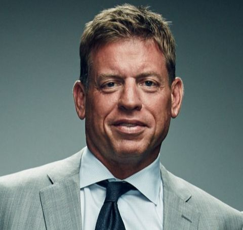 Troy Aikman is a millionaire in terms of net worth.