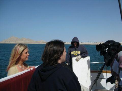 jessica magnuson filming
