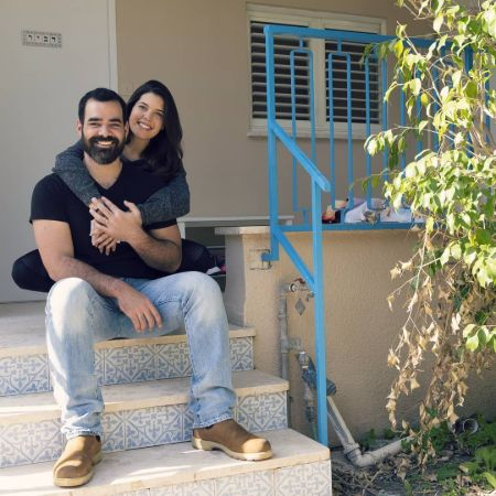 Maya Devir and Yehuda Devir have been married for more than 4 years.
