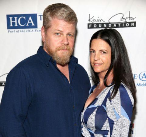Rachel Cudlitz is married to Michael Cudlitz.