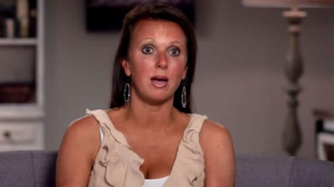 Courtney Waldrop acted in TLC's Sweet Home Sextuplets.