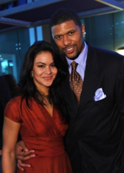 Jalen rose managed Krissy Terry