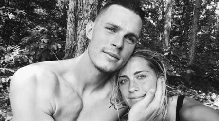 Abby Dahlkemper was in a relationship with Max Kepler.