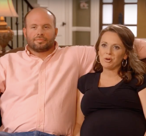 Eric Waldrop featured in TLC show Sweet Home Sextuplets.
