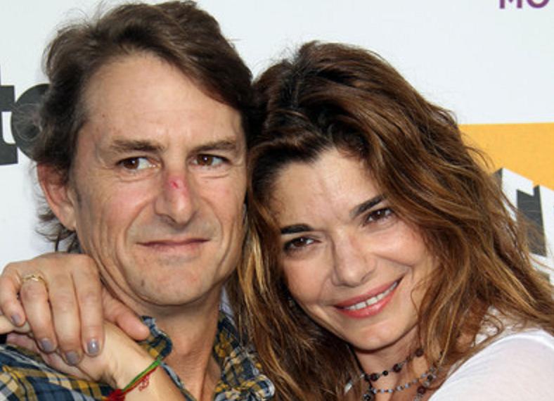 Matt Adler and Laura San