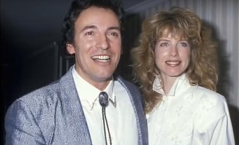 Julianne and ex-husband Bruce