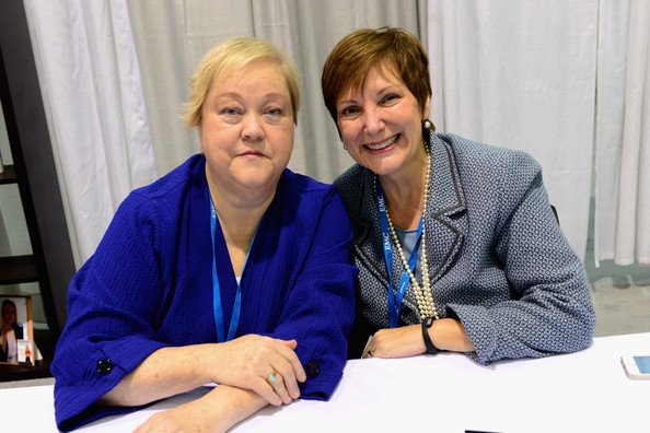 Kathy and co-writer Cindy