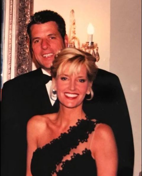 Dawn and Michael got married in 1993.