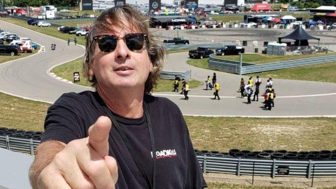 Steve Dulcich is a certified car guru and tv show host at Roadkill Garage. Source: Instagram