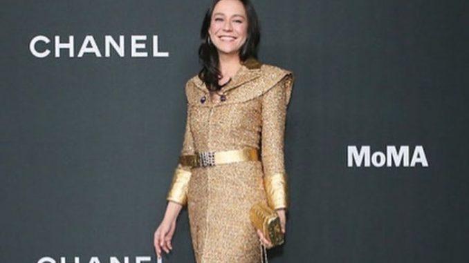 Elizabeth Chai Vasarhelyi won the Oscar awards for direction in Free Solo. Source: Instagran