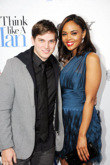 Sharon leal and Paul Becker