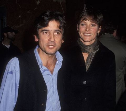 Griffin and Carey tied the knot in 1989.
