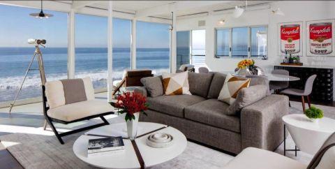 Jolene's house of Malibu.